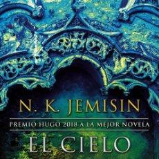 Libros de segunda mano: EL CIELO DE PIEDRA (LA TIERRA FRAGMENTADA 3). - JEMISIN, N.K... Lote 190687357