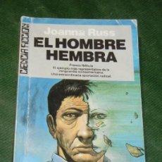 Libros de segunda mano: EL HOMBRE HEMBRA, DE JOANNA RUSS - ULTRAMAR B-118. Lote 190628840