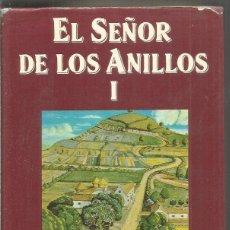 Libros de segunda mano: J.R.R. TOLKIEN. EL SEÑOR DE LOS ANILLOS I. MINOTAURO. LA COMUNIDAD DEL ANILLO. Lote 221721345