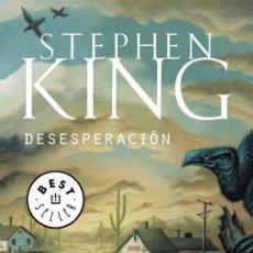 Libros de segunda mano: DESESPERACIÓN. - KING, STEPHEN.. Lote 191513707