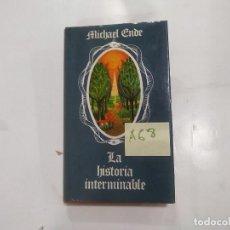Libros de segunda mano: LA HISTORIA INTERMINABLE - MICHAEL ENDE -(A68). Lote 191696578