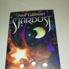 Libros de segunda mano: NEIL GAIMAN, STARDUST. Lote 205604957