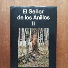Libros de segunda mano: TOMOS II Y III, EL SEÑOR DE LOS ANILLOS, J R R TOLKIEN, EDICIONES MINOTAURO, 1985. Lote 194131986