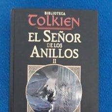 Libros de segunda mano: EL SEÑOR DE LOS ANILLOS II. LAS DOS TORRES - J.R.R. TOLKIEN. Lote 194219258