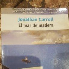 Libros de segunda mano: LIBRO EL MAR DE MADERA. Lote 194226841