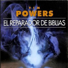 Libros de segunda mano: EL REPARADOR DE BIBLIAS. Lote 194232903