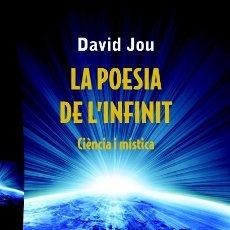 Libros de segunda mano: LA POESIA DE L'INFINIT (CATALÁN). Lote 194233035