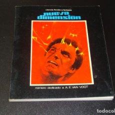 Libros de segunda mano: NUEVA DIMENSION 41. Lote 194247277
