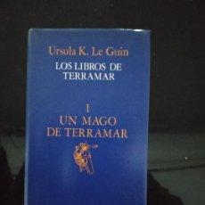 Libros de segunda mano: UN MAGO EN TERRAMAR - ÚRSULA K. LE GUIN. MINOTAURO. Lote 194260083