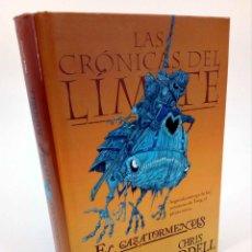Libros de segunda mano: LAS CRÓNICAS DEL LÍMITE. EL CAZATORMENTAS (PAUL STEWART / CHRIS RIDELL) ROCA, 2007. Lote 194368635
