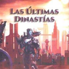 Libros de segunda mano: LAS ULTIMAS DINASTIAS , MARIO HERNÁN COUSTÉ. Lote 194387560