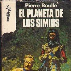 Libros de segunda mano: NOVELA EL PLANETA DE LOS SIMIOS . Lote 194566518
