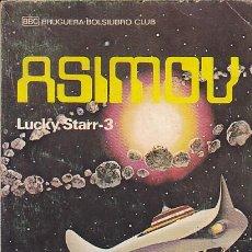 Libros de segunda mano: NOVELA COLECCION ASIMOV EL GRAN SOL DE MERCURIO. Lote 194566961