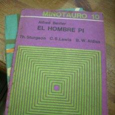 Libros de segunda mano: MINOTAURO 10, VARIOS AUTORES. L.6922-627. Lote 194577702