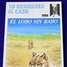 Libros de segunda mano: EL LOBO SIN RABO. ALLEN SHARP.. Lote 194610046