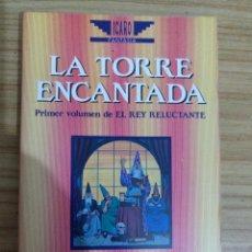 Libros de segunda mano: LA TORRE ENCANTADA - EL REY RELUCTANTE 1 (L. SPRAGUE DE CAMP) EDAF ICARO FANTASÍA Nº 11. Lote 194645785