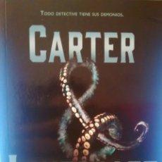 Libros de segunda mano: CARTER & LOVECRAFT DE JONATHAN L. HOWARD (COLMENA). Lote 194725458
