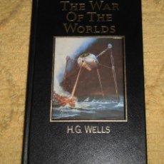 Libros de segunda mano: H. G. WELLS - THE WAR OF THE WORLDS (LA GUERRA DE LOS MUNDOS). MARSHAL CAVENDISH LTD, 1988. Lote 194736828