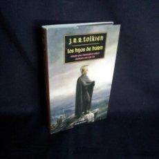 Libros de segunda mano: J.R.R.TOLKIEN - LOS HIJOS DE HURIN - CIRCULO DE LECTORES 2007 - ILUSTRACIONES POR ALAN LEE. Lote 252099820