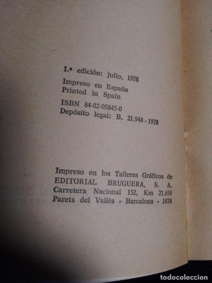 Libros de segunda mano: HERBERT W. FRANKE - YPSILON MINUS - EDITORIAL BRUGUERA 1ª EDICION 1978 - Foto 3 - 194886732