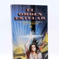 Libros de segunda mano: EL ORDEN ESTELAR 21. UNA LÍNEA EN EL ESPACIO / CADETE DEL ESPACIO (A. THORKENT) ROBEL, 2005. Lote 194912407