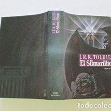 Libros de segunda mano: EL SILMARILLION. J.R.R. TOLKIEN. ¡¡COMO NUEVO!!. Lote 194934868