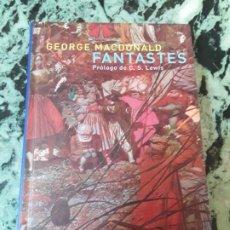 Libros de segunda mano: FANTASTES, DE GEORGE MACDONALD. ATALANTA, 2014. TAPA DURA. MAGNIFICO ESTADO.. Lote 194953488