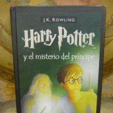 Libros de segunda mano: HARRY POTTER Y EL MISTERIO DEL PRÍNCIPE, DE J.K. ROWLING. SALAMANDRA, 1ª EDICIÓN 2.006.. Lote 194973760