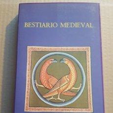 Libros de segunda mano: BESTIARIO MEDIEVAL ( SIRUELA ). Lote 194994752