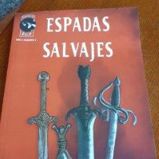 Libros de segunda mano: ESPADAS SALVAJES 1 - SUSEYA PROYECTO PULP - 2018. Lote 195025407