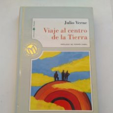 Libros de segunda mano: VIAJE AL CENTRO DE LA TIERRA/JULIO VERNE. Lote 195052126