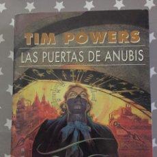Libros de segunda mano: .LAS PUERTAS DE ANUBIS, TIM POWERS GIGAMESH. Lote 195058146