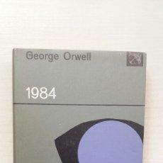 Libros de segunda mano: 1984. GEORGE ORWELL. EDICIONES DESTINO, COLECCIÓN ANCORA Y DELFÍN 66, 1980.. Lote 195090962