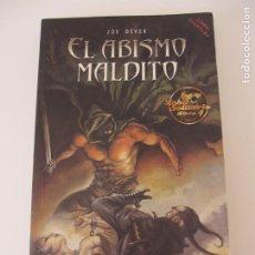 Libros de segunda mano: EL ABISMO MALDITO. JOE DEVER. TIMUN MAS. Lote 195094482
