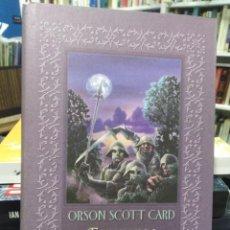 Libros de segunda mano: ESPERANZA DEL VENADO - ORSON SCOTT CARD - C. DE LECTORES - FANTASÍA . Lote 195216838