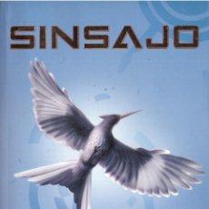 Libros de segunda mano: SINSAJO (TRILOGIA LOS JUEGOS DEL HAMBRE 3) - SUZANNE COLLINS; ED. MOLINO. Lote 195334362