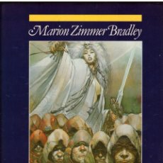 Libros de segunda mano: DARKOVER: LA CADENA ROTA - MARION ZIMMER BRADLEY; NOVA FANTASIA, TAPAS DURAS. Lote 195334502