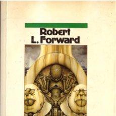 Libros de segunda mano: HUEVO DEL DRAGON - ROBERT L. FORWARD; NOVA CIENCIA FICCION, Nº 5. Lote 195334656
