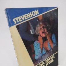 Libros de segunda mano: COL. OTRO PRISMA. EL DR. JEKYLL Y MR. HYDE (R.L. STEVENSON) MUNDILIBRO, 1977. OFRT. Lote 195353007