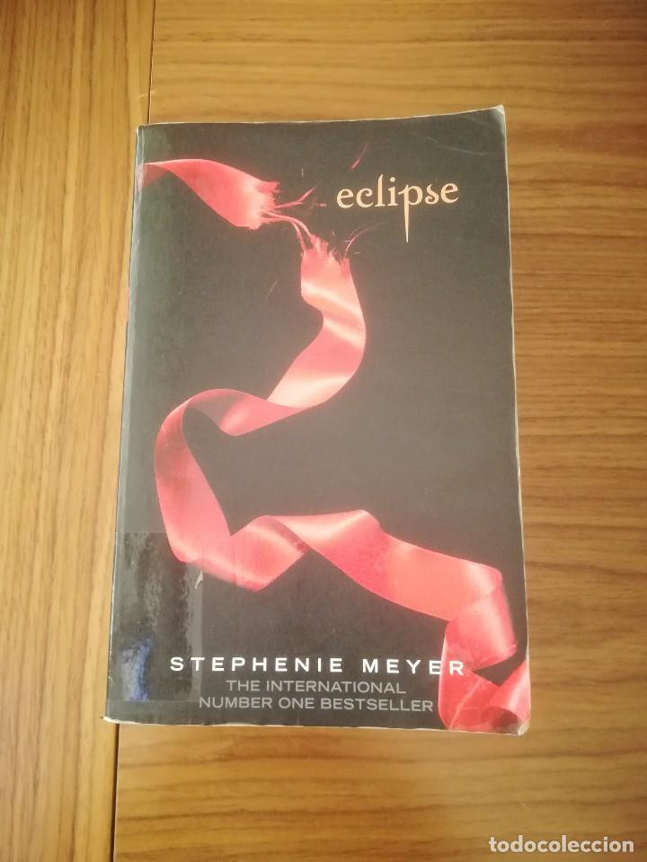 ECLIPSE STEPHENIE MEYER EDITORIAL ATOM 2008 (EN INGLES) (Libros de Segunda Mano (posteriores a 1936) - Literatura - Narrativa - Ciencia Ficción y Fantasía)