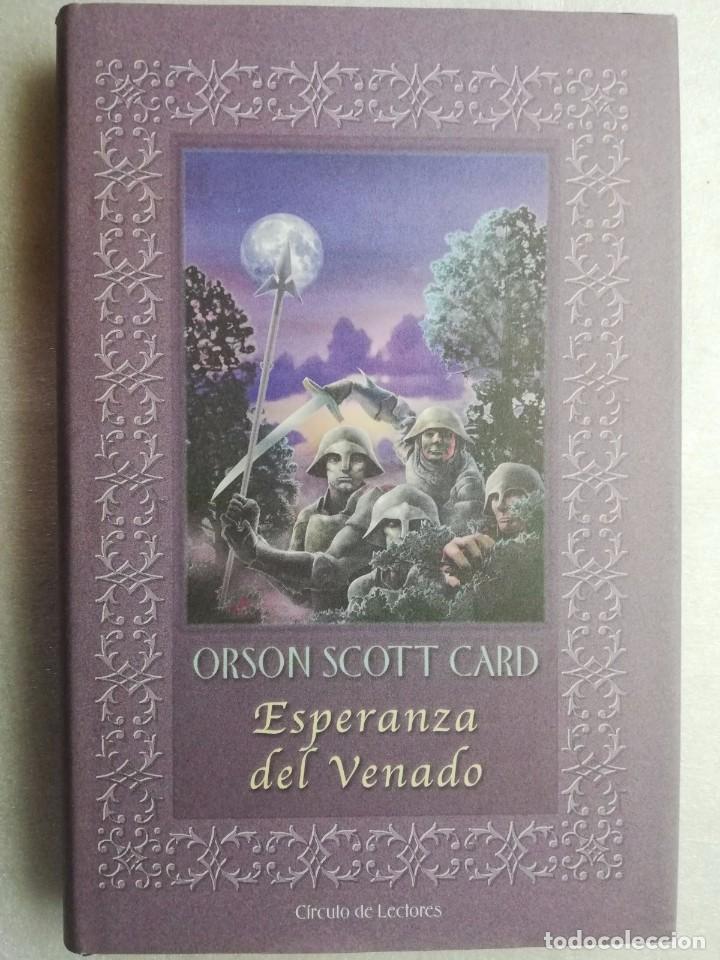 ESPERANZA DEL VENADO (ORSON SCOTT CARD) CIRCULO DE LECTORES (Libros de Segunda Mano (posteriores a 1936) - Literatura - Narrativa - Ciencia Ficción y Fantasía)