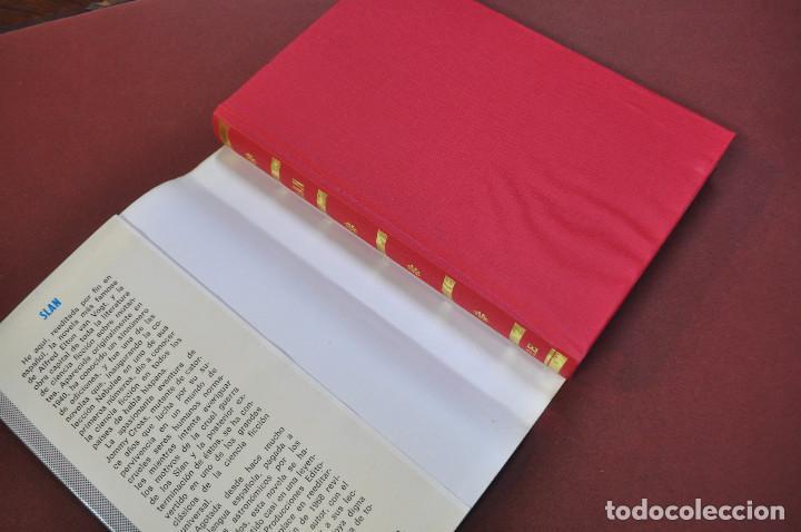 Libros de segunda mano: slan - van vogt - colección infinitum 1976 - CFB - Foto 2 - 195367951