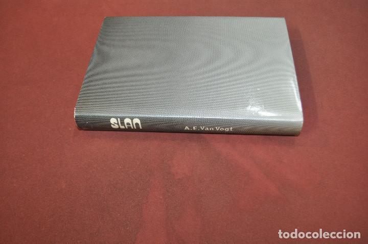 Libros de segunda mano: slan - van vogt - colección infinitum 1976 - CFB - Foto 3 - 195367951