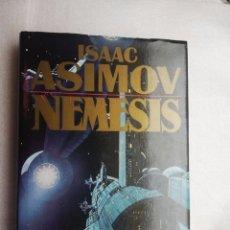 Libros de segunda mano: NEMESIS - ISAAC ASIMOV - EDITORIAL PLAZA JANES. Lote 195368638