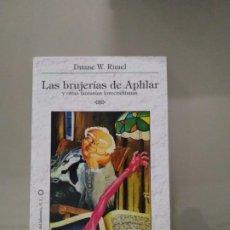 Libros de segunda mano: LAS BRUJERÍAS DE APHLAR - DUANE W. RIMEL. LA BIBLIOTECA DEL LABERINTO. Lote 290144633