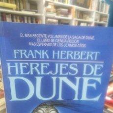 Libros de segunda mano: HEREJES DE DUNE - FRANK HERBERT - ED. ULTRAMAR - FANTASIA . Lote 195465435