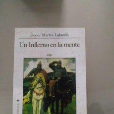 Libros de segunda mano: UN INFIERNO EN LA MENTE - JAVIER MARTÍN LALANDA. LA BIBLIOTECA DEL LABERINTO.. Lote 289670128