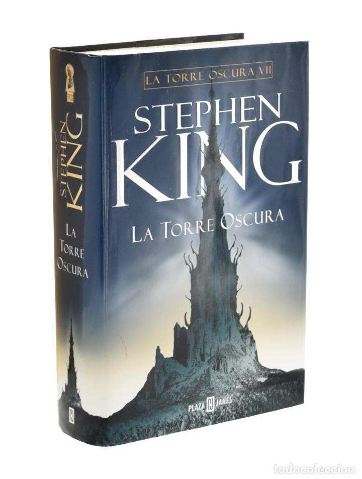 LA TORRE OSCURA. LA TORRE OSCURA VII - KING, STEPHEN - 1ª EDICIÓN (2006) - TAPA DURA (Libros de Segunda Mano (posteriores a 1936) - Literatura - Narrativa - Ciencia Ficción y Fantasía)