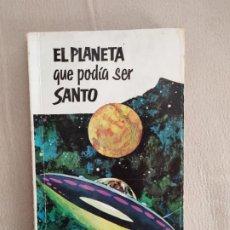 Libros de segunda mano: EL PLANETA QUE PODIA SER SANTO S ESTRADE RODOREDA. Lote 195842942