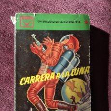 Libros de segunda mano: CARRERA A LA LUNA, JEFF SUTTON - EDICIONES CENIT 1960. Lote 196733127